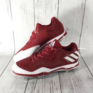 ADIDAS | Power Alley 4 Metal Baseball Cleats NWOB